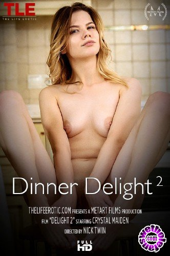 TheLifeErotic - Crystal Maiden - Dinner Delight 2 (FullHD/1080p/573 MB)
