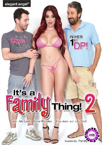 Its A Family Thing 2 (2018/WEBRip/FullHD)