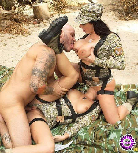 RKPrime/RealityKings - Karlee Grey, Angela White - Commando Coochies (HD/1.2GB)