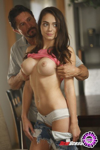 Newsensations - Ashly Anderson - Ashly Shows Step Daddy She Is All Grown Up (FullHD/2GB)