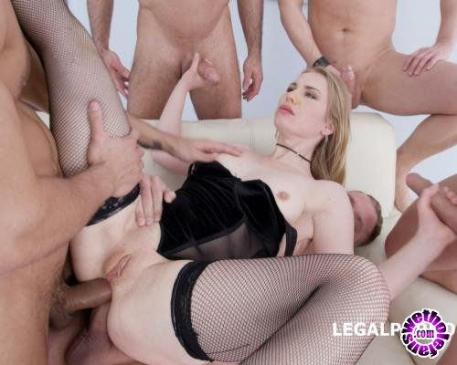 LegalPorno - Madison Lush - Soaking Wet 5 On 1 With Madison Lush No Pussy, Balls Deep Anal And DAP, Gapes, Rough Sex, Piss Drink, Swallow GIO519 (UltraHD/4K/11.0 GB)