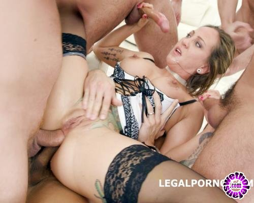 LegalPorno - Betty Foxxx - Monsters Of DAP With Betty Foxxx 5 On 1 Starting DP, Balls Deep Anal, Terrific DAP, Prolapse Attempt, Squirting GIO531 (HD/720p/1.80 GB)
