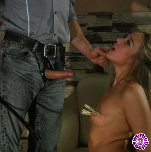 SlavesInLove - Slave Oj - Steps into submission, Part 4 (HD/720p/211 MB)