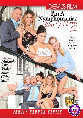 Im A Nymphomaniac Like Mom 2 (2018/WEBRip/HD)