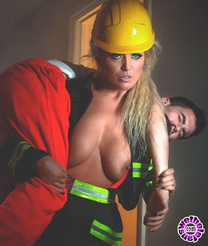 Digitalplayground - Rebecca Jane Smyth - Female Firefighter (FullHD/1.1GB)