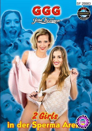 GermanGooGirls - Silvia Dellai, Ria Sunn - Two Girls in the Sperm Arena (FullHD/2.6GB)