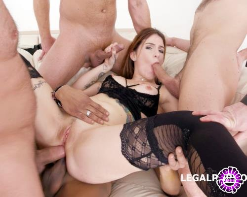 LegalPorno - Adreena Winters - Monsters Of DAP With Adreena Winters 5 On 1 No Pussy, Hard, Balls Deep Dap, TP, Tunner Vision, Gapes, Messy Facial GIO548 (HD/720p/1.53 GB)