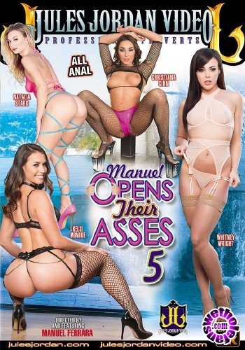 Manuel Opens Their Asses 5 (2018/WEBRip/SD)