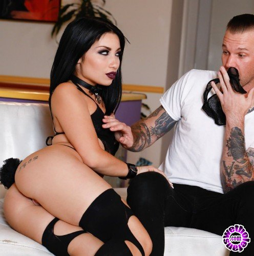 Burningangel - Rina Ellis - Teen Gothic Nymphos (HD/495MB)