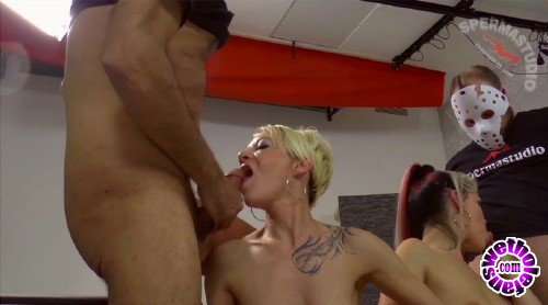 Sperma-Studio - Klara, Miss Loly - Party for my ass (HD/720p/830 MB)