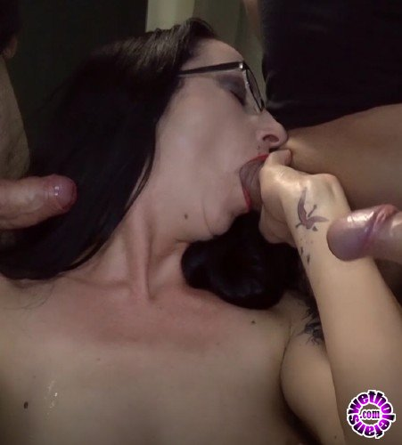Sperma-Studio - Elina Flower, Stella Star - Sperm is wonderful (FullHD/1080p/2.15 GB)