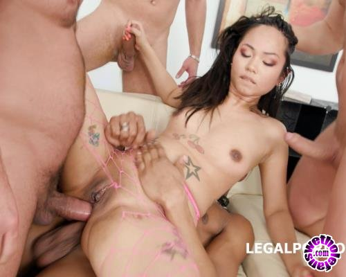 LegalPorno - Jureka Del Mar - TDD With Jureka Del Mar Almost All DAP, TP, TAP, Tunnel Vision, Big Gape, Swallow GIO521 (HD/720p/1.57 GB)
