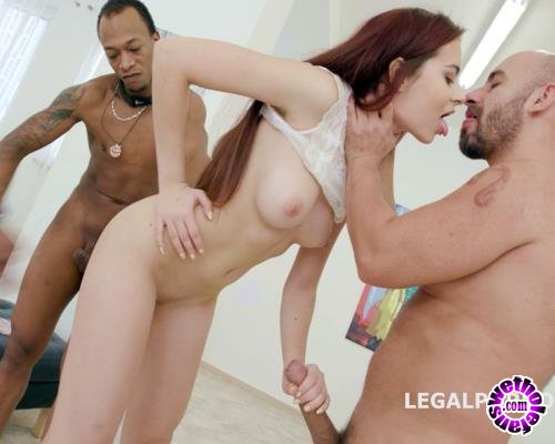 LegalPorno - Scyley Jam - From DP To Deep DAP - Scyley Jam Training With Balls Deep Anal, DP, DAP, Gapes, Facial, Swallow GIO506 (FullHD/1080p/4.36 GB)