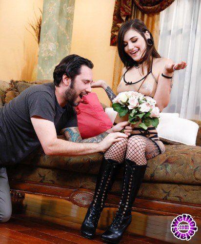 Burningangel - Luna Lovely - Cum On My Tattoo (HD/700MB)