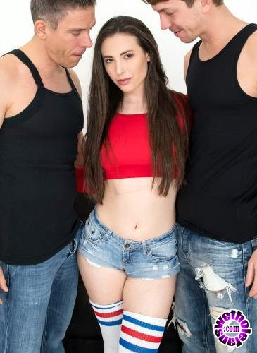 LegalPorno - Casey Calvert - Pretty Anal Whore Casey Calvert Gets Two Big Cocks At Once From Mick Blue And Markus Dupree AB004 (UltraHD/4K/9.08 GB)