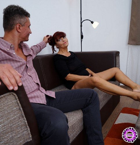 Mature - Evita S. 57 - Fresh mature lady fucking and sucking (FullHD/1080p/943 MB)