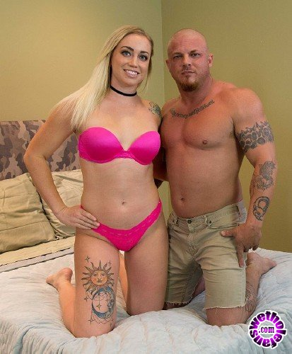 BrickYates - Princess, Viking - San Diego fitness couple try porn and end up licking breast milk (FullHD/1080p/312 MB)