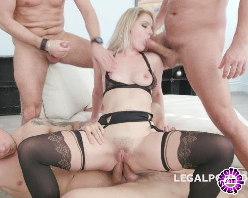 LegalPorno - Lisey Sweet - Monsters Of DAP Lisey Sweet Vs 4 BWD Balls Deep Anal, Balls Deep DAP, Gapes, Swallow GIO577 (UltraHD/4K/10.5 GB)