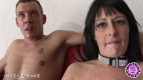 NudeInFrance - Savannah - Amateur couple from Belgium came to try Double penetration in our house (HD/720p/468 MB)