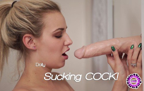 WankItNow - Dolly - Sucking Cock (4K UHD/2160p/1018 MB)