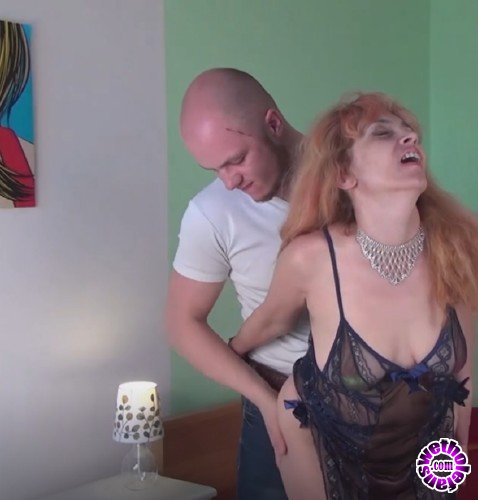 PinkoClub - Larisa - Fucked by a hard young bird (HD/720p/423 MB)