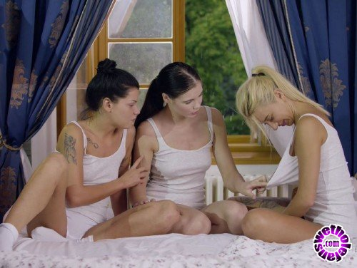 WowGirls - Lovenia, Sofia Like, Tequila - Catching Fire (FullHD/1080p/1.15 GB)