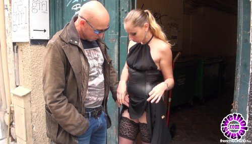 FrenchGonzo - Eve Delys - Eve a hooker from Pigalle works a customer (FullHD/1080p/1.05 GB)