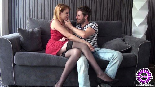 FrenchGonzo - Anna - 1st time casting couch of a pretty young small titted parisian girl getting her ass pounded and jizzed on body (FullHD/1080p/1.41 GB)