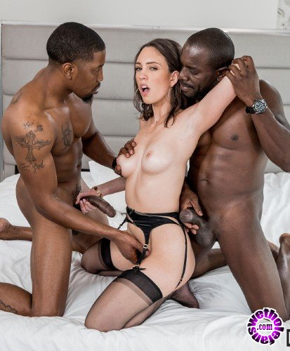 Blacked - Jade Nile - While Hes Gone (HD/1.97GB)
