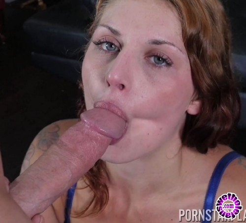 PornstarPlatinum - Fallon West - Blowjob Skills (FullHD/1080p/1.27 GB)