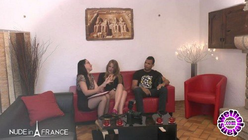 NudeInFrance - Jess - Sex Therapist Teaches a Married Couple How to Have Fun (HD/720p/521 MB)
