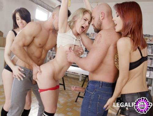 LegalPorno - Dominica Phoenix, Monika Wild, Lisey Sweet - Outnumbered Both Ways 1 With Lisey Sweet, Monika Wild, Dominica Phoenix, Farts, Gapes, Anal Fist, DAP, Cum Fantasy GIO581 (FullHD/1080p/3.87 GB)