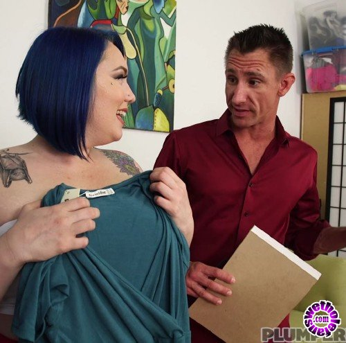 PlumperPass - Alexxxis Allure - A Dick That Fits (FullHD/1080p/1.75 GB)