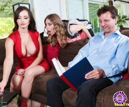 RealityKings - Anya Olsen - Stepmother Seduction (HD/365MB)