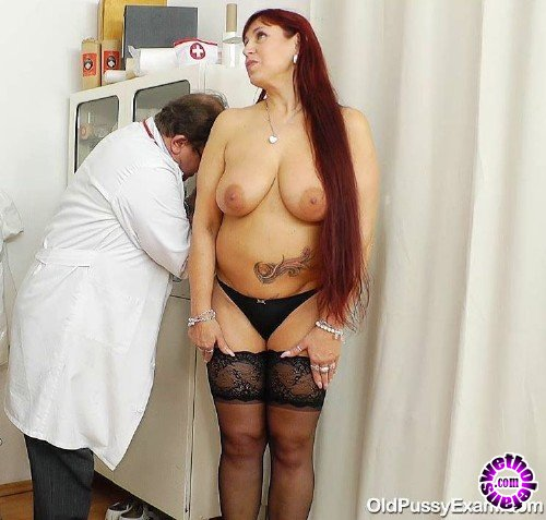 OldPussyExam - Darja - Old Pussy Exam (HD/720p/1.51 GB)