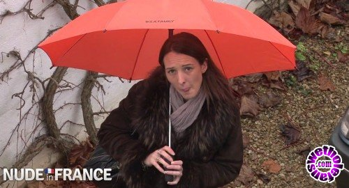 NudeInFrance - PetitCoeur - Trashy brunette from France gets dirty with vibrator (HD/720p/662 MB)