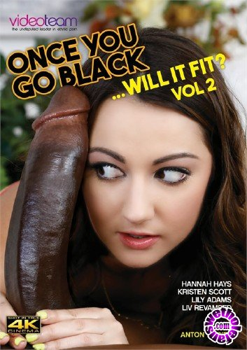 Once You Go Black... Will It Fit? Vol. 2 (2018/WEBRip/FullHD)