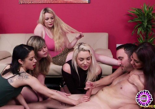 PureCFNM - Madison Stuart, Myla Elyse, Penny Lee - Stripper Recognized (FullHD/1080p/742 MB)