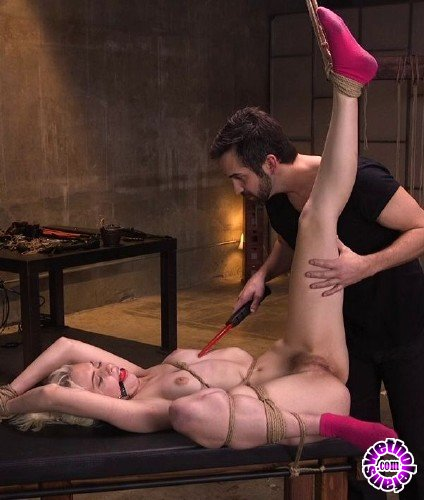 BrutalSessions/Kink - Chloe Cherry - The Stinging Torment of Chloe Cherry (HD/1.51GB)