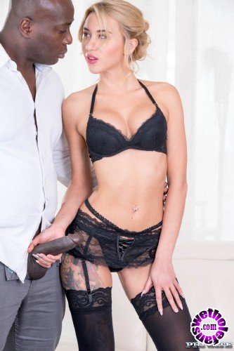 Private - Katrin Tequila - Katrin Tequila Wears Lingerie During Interracial Anal (FullHD/1080p/1.79 GB)