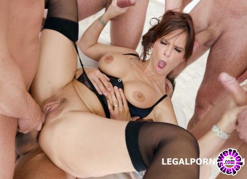 LegalPorno - Syren De Mer - 7 On 1 DAP Gangbang With Syren De Mer Balls Deep Anal And DAP, Gapes, Squirt, Facial GIO642 (HD/720p/2.03 GB)