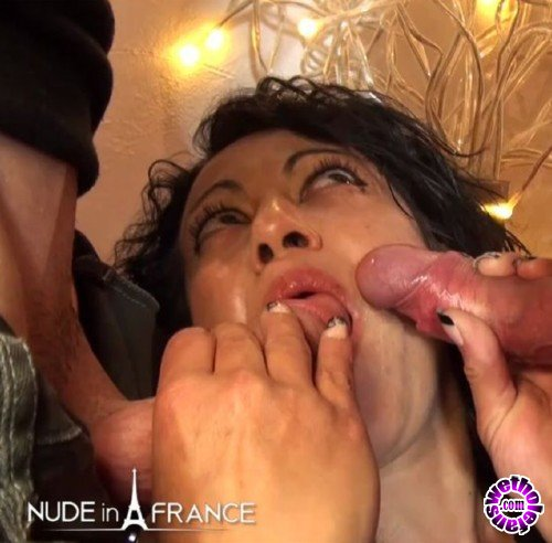 NudeInFrance - Madalyne - A mom cougar wanted to be gangbanged and double penetrated (HD/720p/669 MB)