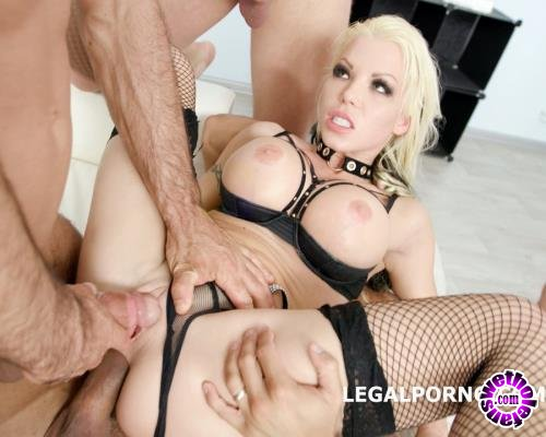 LegalPorno - Barbie Sins - GIO666 The Number Of The Pee. Welcome To LP For Barbie Sins 4 On 1 Balls Deep Anal, DP, Pee, Swallow GIO666 (HD/720p/1.96 GB)