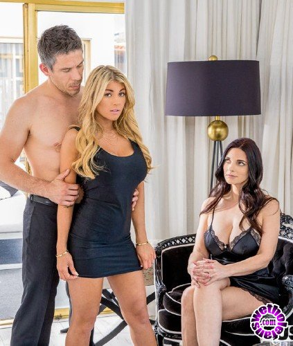 Tushy - Kayla Kayden, Mindi Mink - Gape For My Husband (HD/3GB)