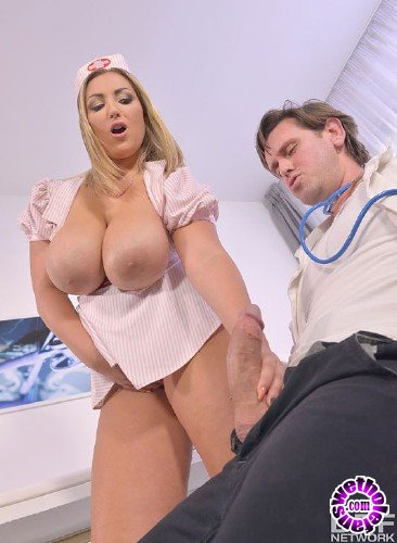 DDFBusty/DDFNetwork - Krystal Swift - Titty Fuck In Doctors Office (HD/443MB)