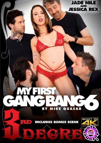 My First Gangbang 6 (2018/WEBRip/HD)
