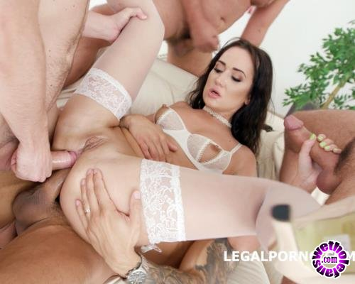 LegalPorno - Angie Moon - Blackened With Angie Moon 4BC Plus 4BBC Equals Double Session Balls Deep Anal, DAP, Gapes, 4 Swallows, 4 Facials GIO676 (HD/720p/1.84 GB)