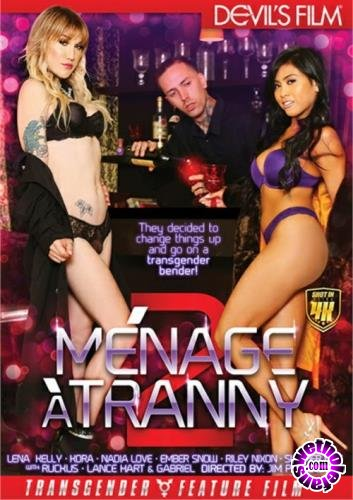Menage A Tranny 2 (2018/WEBRip/HD/1.74 GB)