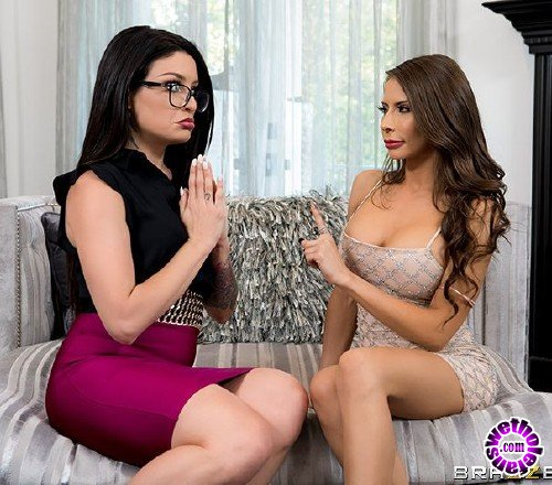 HotAndMean/Brazzers - Kissa Sins, Madison Ivy - Wet And Waiting (FullHD/1.45GB)