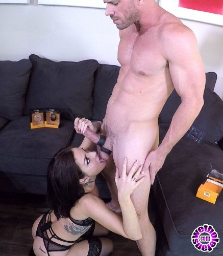 SinsLife - Kissa Sins - CockRings for Breakfast (FullHD/936 MB)